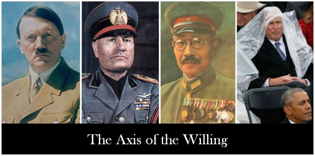 Axis of the Willing